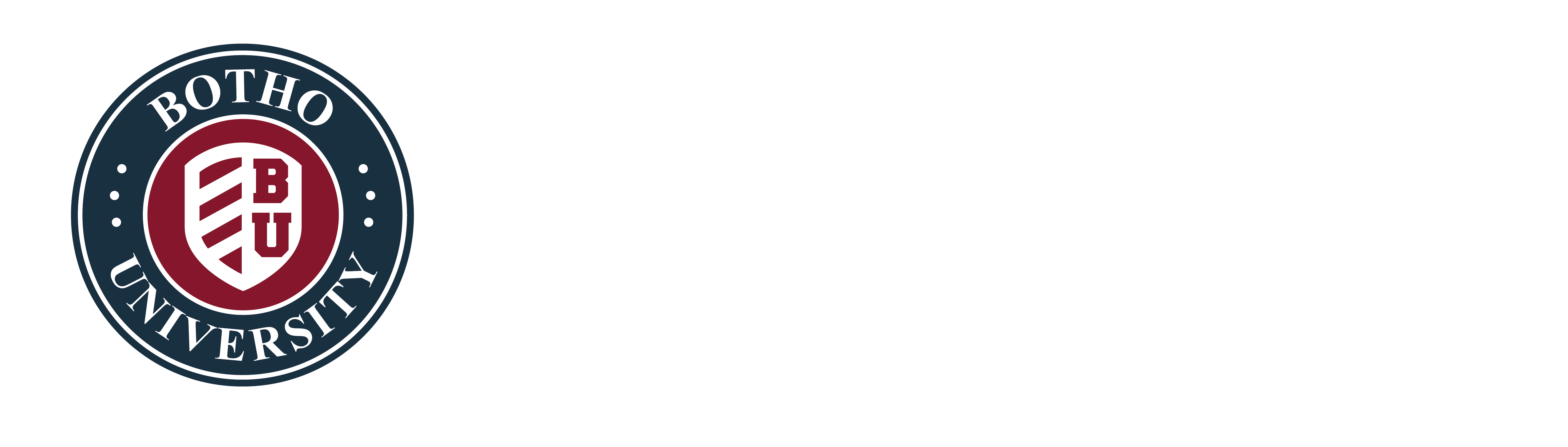 botho university logo